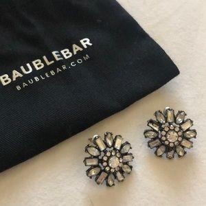 Baublebar Crystal stud earrings